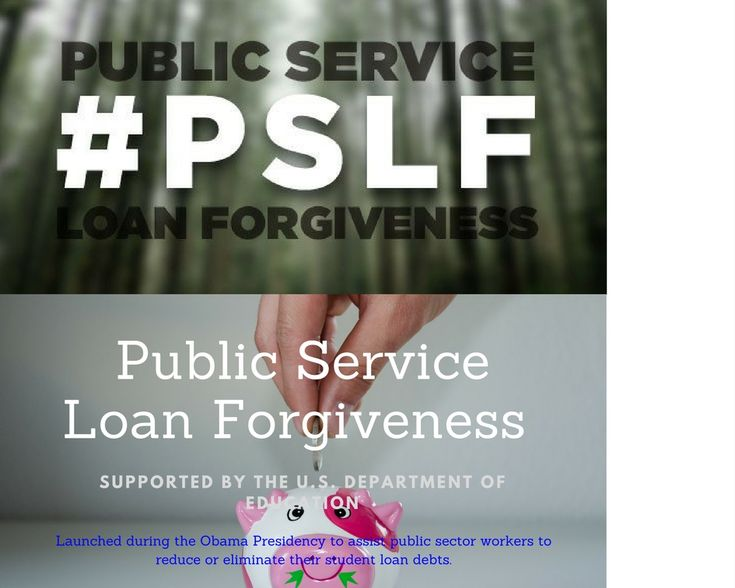Public Service Loan Forgiveness (PSLF) Program is the most - public service loan forgiveness form
