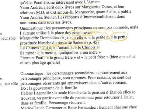 INFP | Marguerite Duras a grandi dans une famille toxique lors de la période coloniale en Asie du Sud Est. Elle a eu très jeûne une personnalité hors norme. Un destin étonnant et un talent inouï pour l'écriture. Ses  romans sont  des chefs-d'œuvre. N. | L'Amant  de Marguerite Duras - quelques remarques de contexte - IB - BI - YouTube
