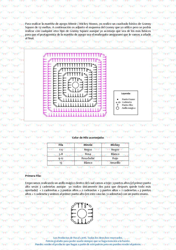 104 best Mantitas de apego images on Pinterest | Crochet blankets ...