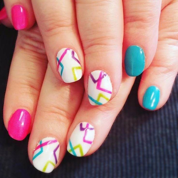 Why Does Neon Nail Polish Chip: Best 25+ No Chip Manicure Ideas On Pinterest