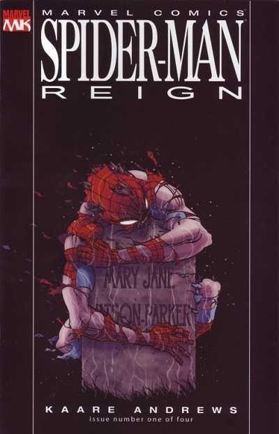 Spider-Man Reign #1-4