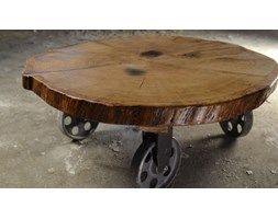 Loft coffee table - stolik kawowy