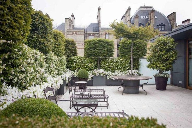 ... Toit sur Pinterest  Terrasse, Jardins Sur Les Toits et Terrasse Sur