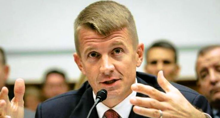 Blackwater founder Erik Prince admits 'incidental' Seychelles meeting with Russian during Trump transition