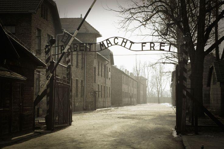 Campo de concentración de Auschwitz-Birkenau. Polonia.