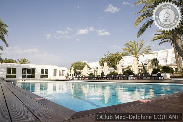 Club Med Djerba la Douce  Zoover Awards - Recommended 2012 www.zoover.fr