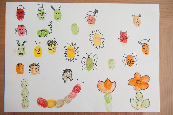 Rada skúšam s deťmi nové techniky kreslenia a maľovania. Takýmto spôsobom vzniknú rôzne zaujímavé nápady a výtvory. Nedávno som natrafila v...