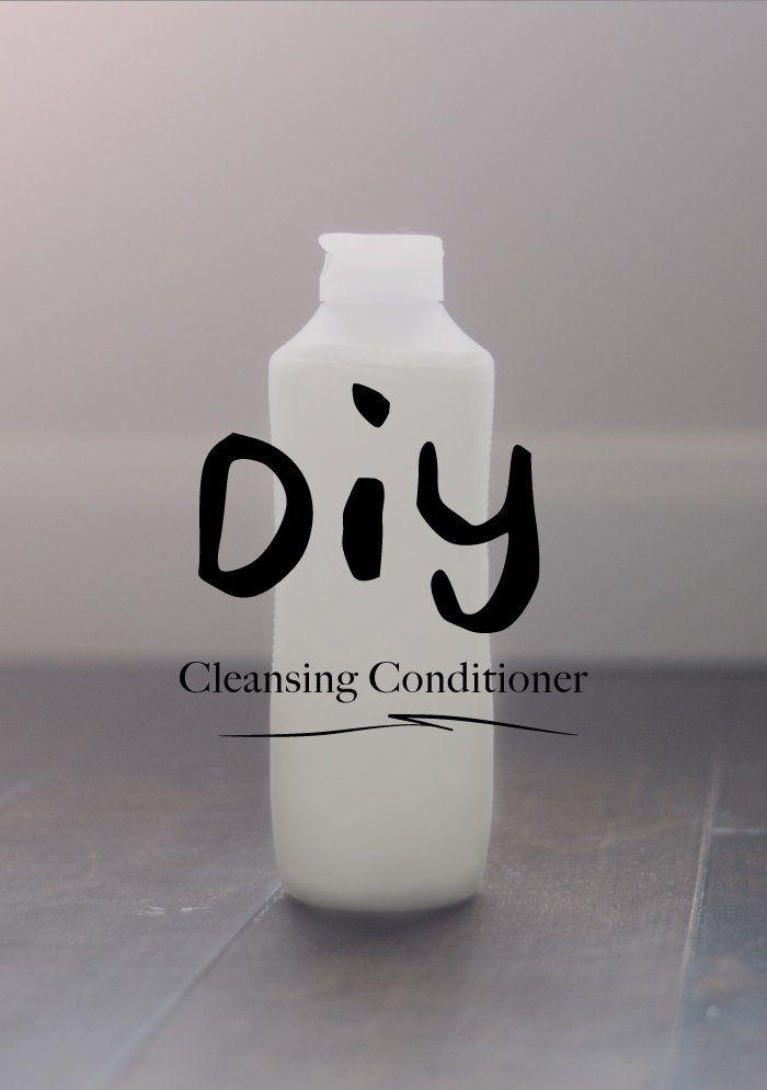 diy_cleansing_conditioner
