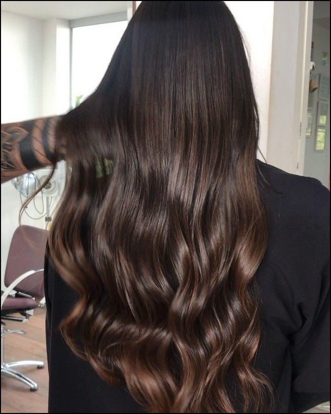 90 hottest chocolate brown hair colors for long hair in 2019 page 49 | myblogika.com