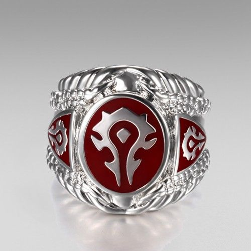Vancaro World Of Warcraft Ring