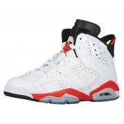 Order 384664-123 Air Jordan 6 Retro Infrared White/Infrared-Black 2014 Cheap Women Men Youth Size $119.97 http://www.kingretro.com/