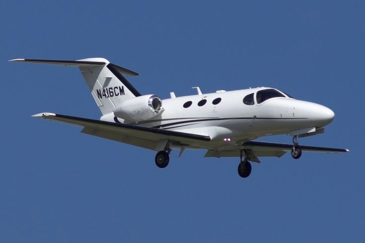 Cessna Citation Mustang - Wikipedia, the free encyclopedia