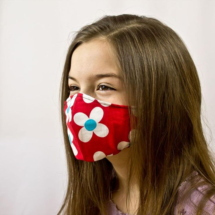 Coughing Mask Pattern. Germ Free Face Mask Pattern. Sew