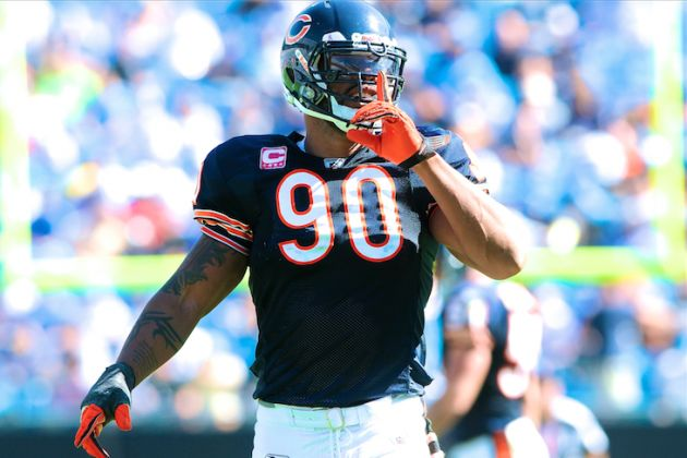 Julius Peppers and Packers Agree on 3-Year Contract: Latest Details and Analysis - BLEACHER REPORT #JuliusPeppers, #Packers
