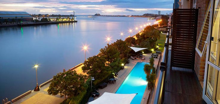 Newcastle harbour Hotel Crowne Plaza