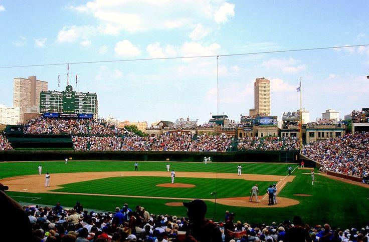 Wrigley Field (Chicago)