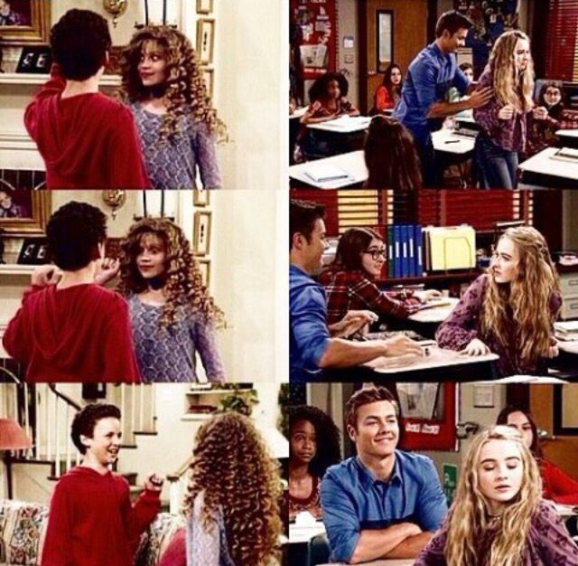 lucaya moments girl meets world One i like is called girl meets ski lodge, the girl meets world writers the final moments of season 2 found the rucas/lucaya situation as.