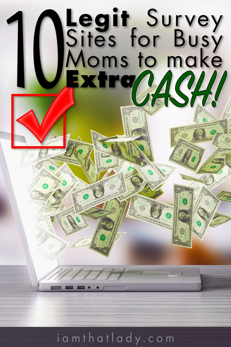 Are you a busy mom who wants to learn how to make some extra money from home? As a busy mom of four children, I had the same wish. Here are 10 of the survey companies that I have personally used and approve. I was able to save up money to pay for Christmas one year using these 10 companies! Check them out!