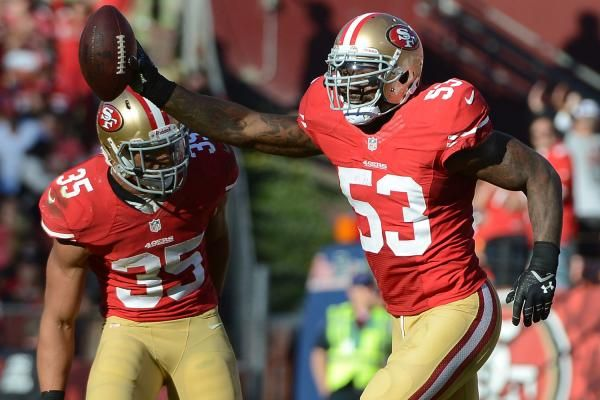 Linebacker NaVorro Bowman is signing a one-year, $3 million deal with the Oakland Raiders, multiple outlets reported on Monday.