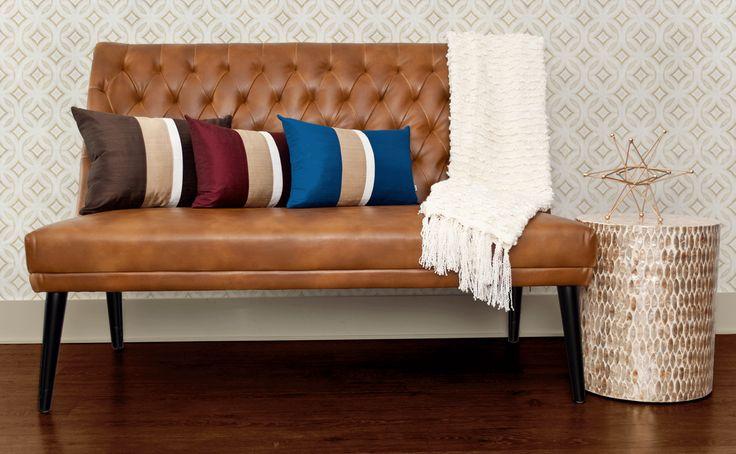 Silk Pillows available at threadsandmore.ca