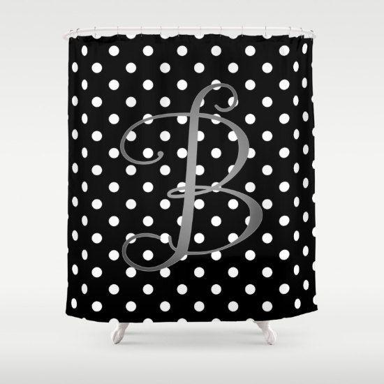 17 Best ideas about Monogram Shower Curtains on Pinterest | Girl ...