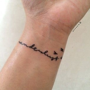 And this one: | 17 Tiny Travel Tattoos For Your Next Big Adventure