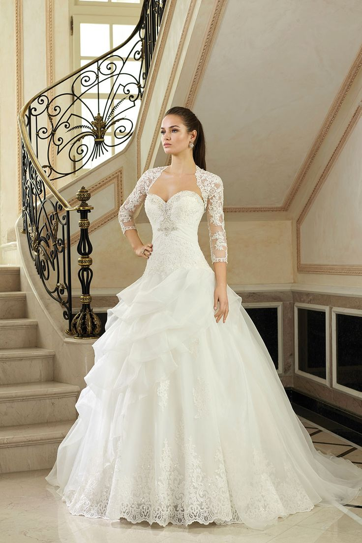 202 best Brautkleider - Wedding Dresses für Samy und Kyera images on ...