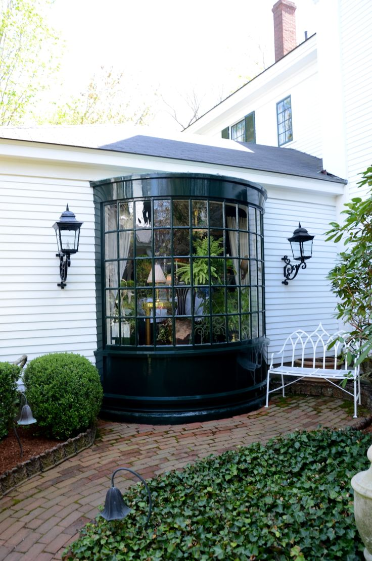 9 best nice windows images on pinterest bow windows windows and bow window at the charlotte inn