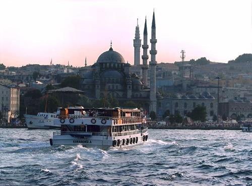 Turquia-Bosforo