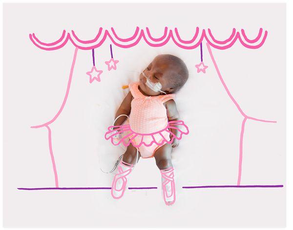 O que enfermeiros de uma UTI neonatal sonham para os bebês?
