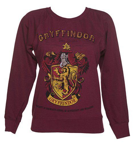Pull femme Harry Potter quipe de Quidditch de Gryffondor
