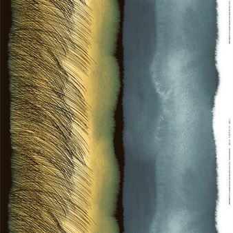 De schitterende Kuuskajaskari stof van Marimekko is ontworpen door Aino-Maija Metsola. De stof is gemaakt van fijne linnen en heeft een modern patroon geïnspireerd door de herfst. Gebruik de stof voor het maken van gordijnen, kussenslopen of als een tafelkleed. Kies uit de verschillende kleuren.