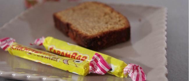 cake aux carambarsCake Aux, Of Small, Aux Carambar, Petite Biscuits