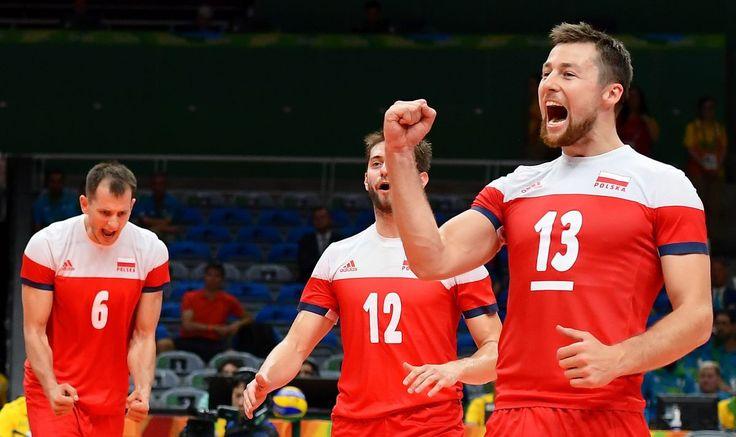 Polska - Iran na żywo. Siatkówka - Igrzyska olimpijskie w Rio live - Przegląd Sportowy