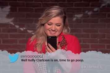 Celebrities Read Mean Tweets About Themselves: Music Edition (Part Three)