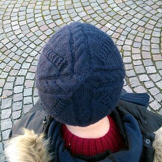 Cappello in Lana Cashmere.