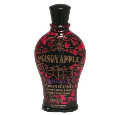2009 Synergy Tan Poison Apple Thermal Fueled Accelerator Tanning Lotion by Synergy Tan. $28.49. thermal fueled. Maximum Intensity Extreme Thermal Fueled Accelerator. Tanositol® increases tanning performance up to 28% compared to placebo. Synergistically maximizes collagen production and accelerates the natural tanning process.  MaxTan+: A proprietary blend of powerful tanning boosters maximize performance.  Thermal Blushers increase microcirculation and bring oxygen ...