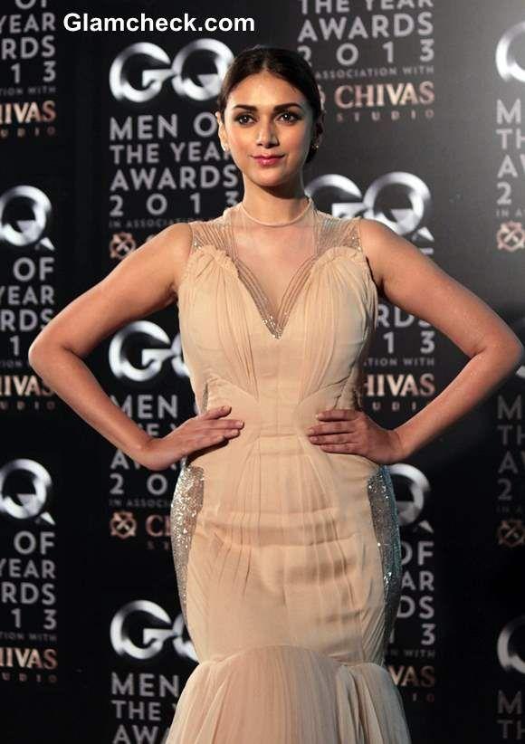 Aditi Rao Hydari 2013 GQ Man of the Year Awards Pictures