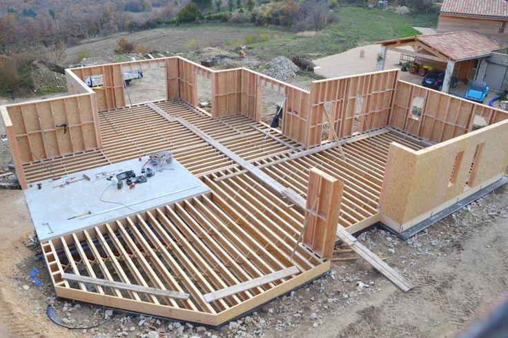 fabricant de maison bois passive en Vaucluse