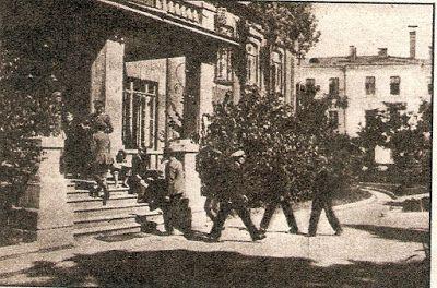 Aleja Szucha 17 w okresie okupacji