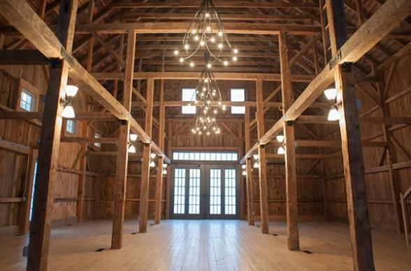 22 Incredible Barn Event Venues in the US