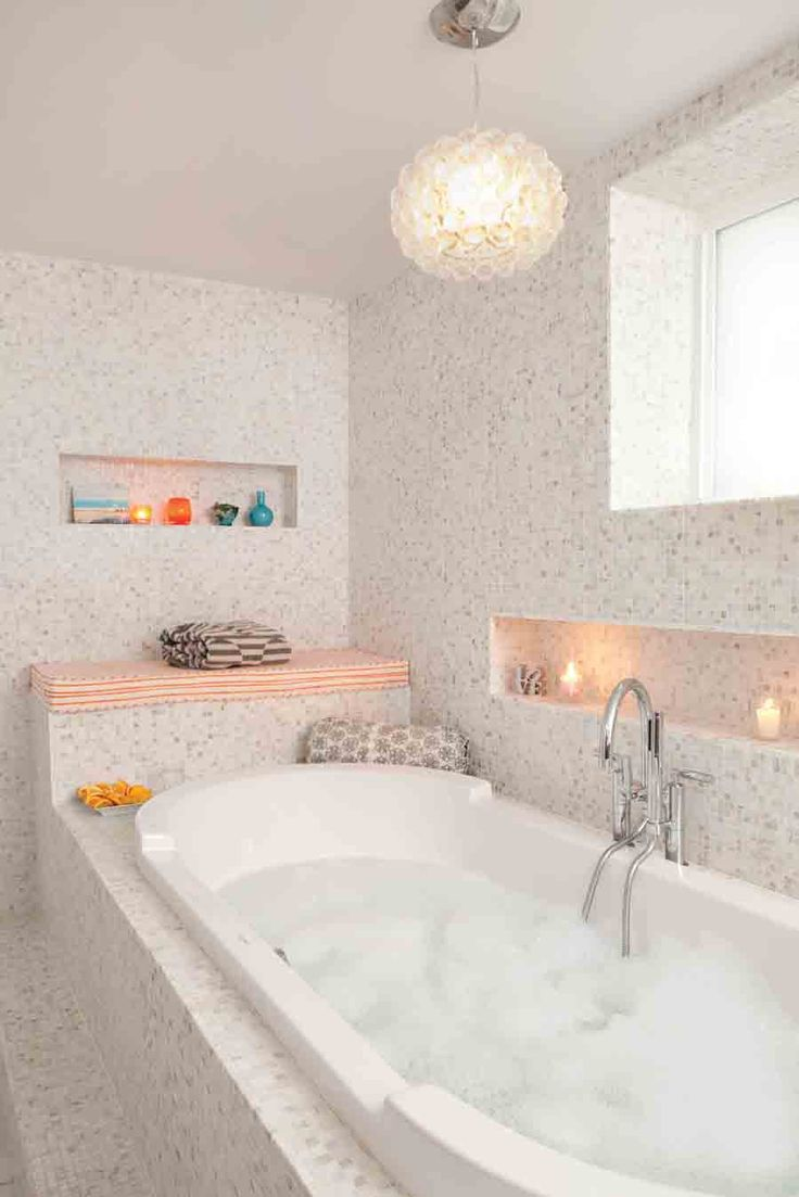 Turn Your Bathroom Into a Relaxing Retreat