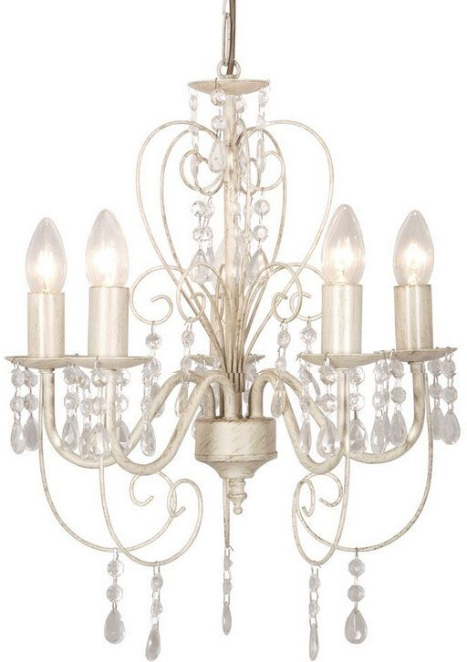 1000 ideas about shabby chic chandelier on pinterest chandeliers shabby chic and crystal. Black Bedroom Furniture Sets. Home Design Ideas