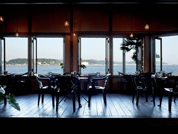 Cafe#kamakura#鎌倉#Venus Cafe (ヴィーナスカフェ)#海が見えるカフェ#映画ロケ#
