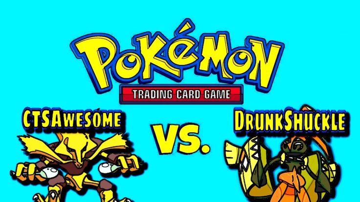 Pokemon TCG Online Battle: CTSAwesome Vs DrunkShuckle