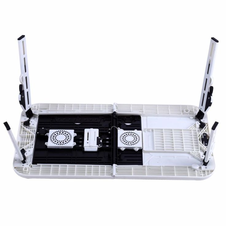 """This lap top table is suitable for size up to 15.4"""" laptop and has an integrated mouse pad, cup platform and pen holder. This lightweight stand folds to fit into any standard computer bag so you can comfortably use a laptop wherever you are. Use it in the office, on a sofa, in bed or even on the floor. Enjoy your laptop in comfort and style with the all new lap top table. This Laptop Table is more than an innovative, portable, performance laptop table. It is a ultimate laptop workstation…"""