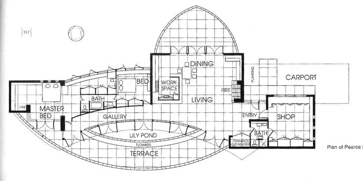 430 best frank lloyd wright images on pinterest frank for Usonian house plans for sale