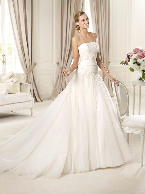 41 besten Wedding dresses Bilder auf Pinterest | Hochzeitskleider ...