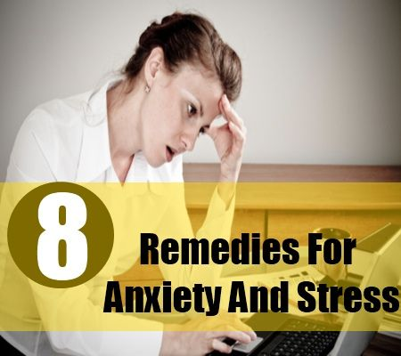 8 Herbal Remedies For Anxiety And Stress