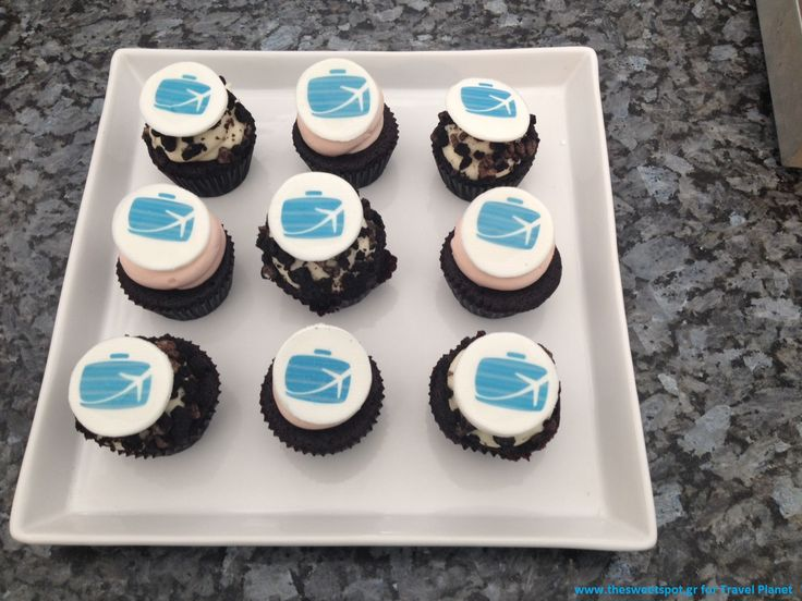 The Sweet Spot cupcakes for travel Planet